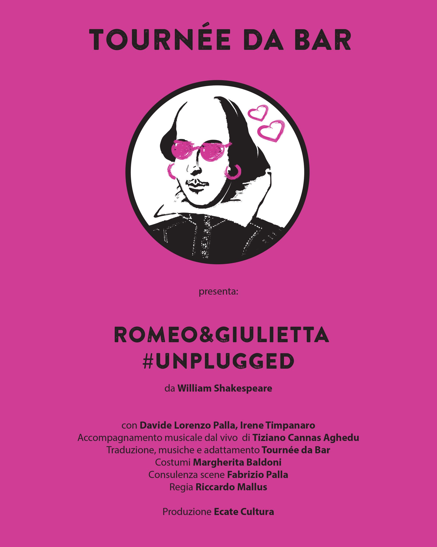 TOURNÈE DA BAR – Romeo&Giulietta#Unplugged