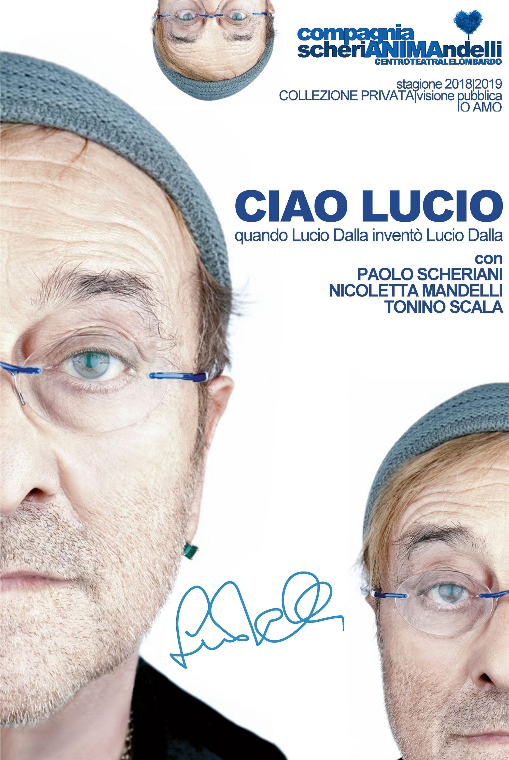 """""""Ciao Lucio"""" quando Lucio Dalla inventò Lucio Dalla"""
